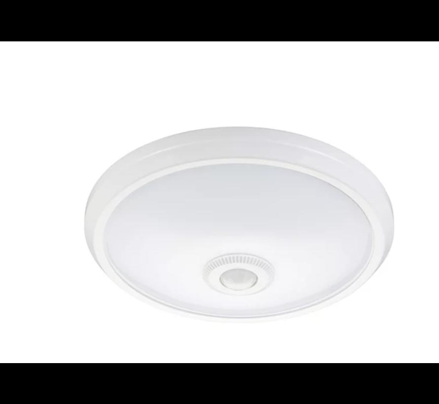 LED Lampe mit Bewegungsmelder 12W 3000K Warmweiss 820LM