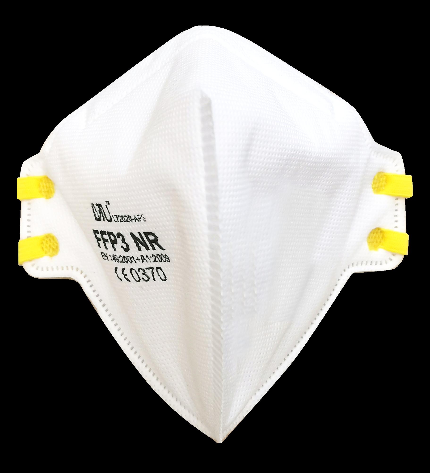 20x FFP3 Atemschutzmaske Schutzmaske Maske CE0370 EN149:2001+A1:200 Zertifizier